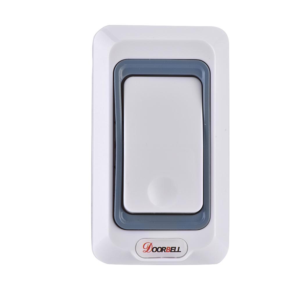 waterproof wireless doorbell door bell 28 chimes 1 plugin