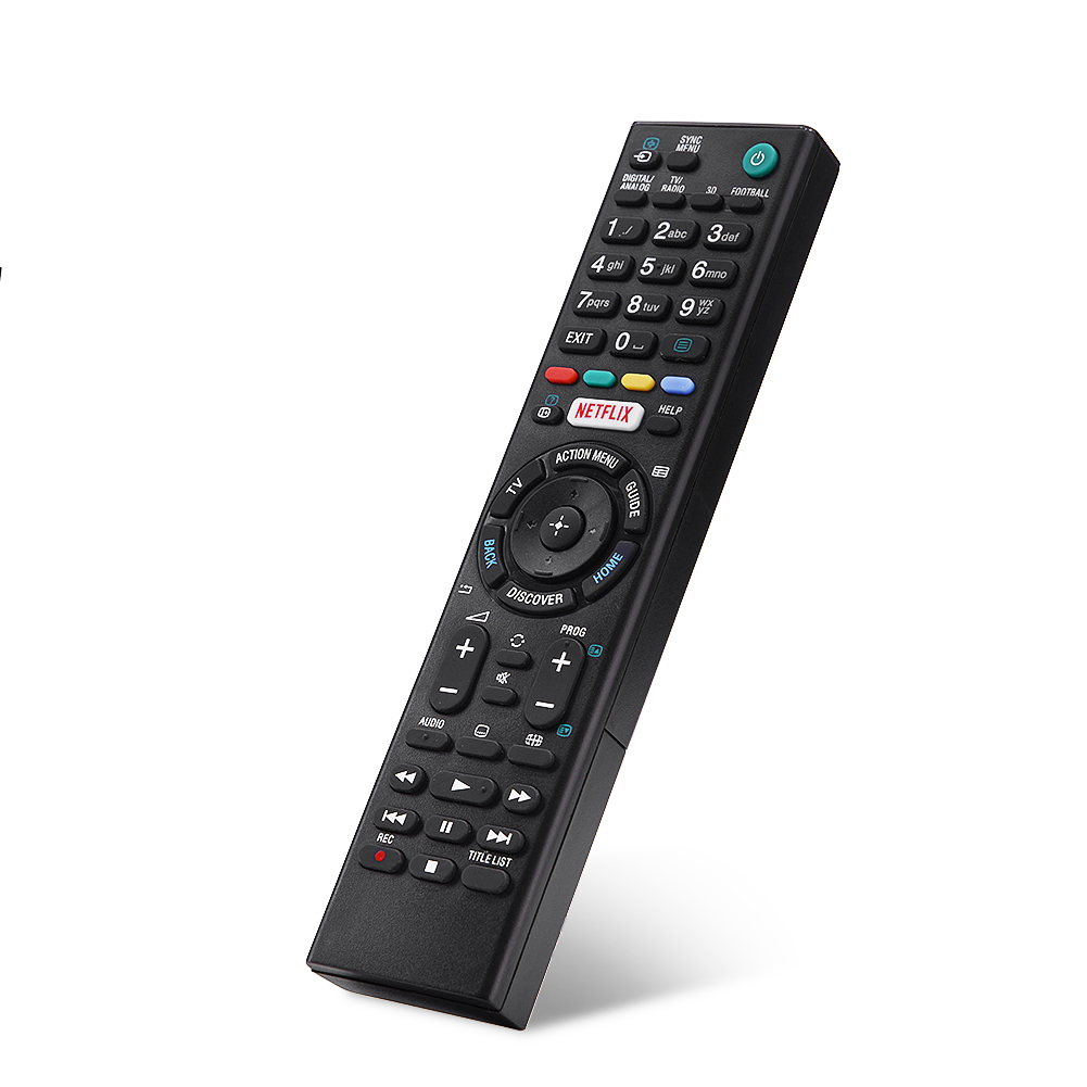 universal smart tv remote control controller replacement rmt tx100d for sony tp ebay. Black Bedroom Furniture Sets. Home Design Ideas