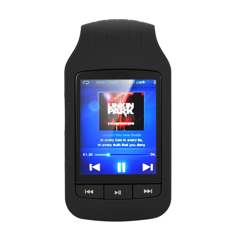 Mini-Sport-Reproductor-8G-MP3-musica-Bluetooth-aire-libre-Podometro-Radio-FM