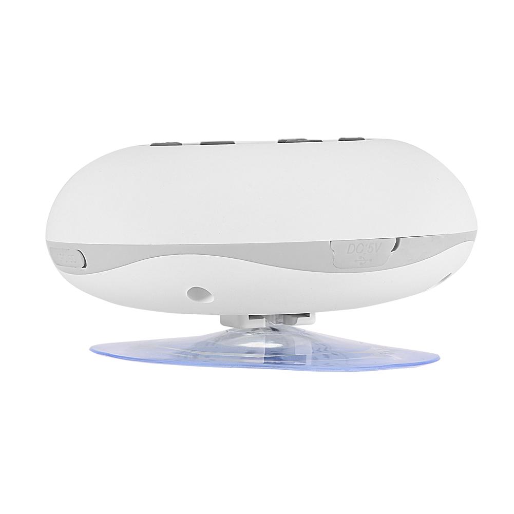 Hott portatile wireless speaker fm impermeabile bluetooth microfono doccia bagno ebay - Bagno portatile ...