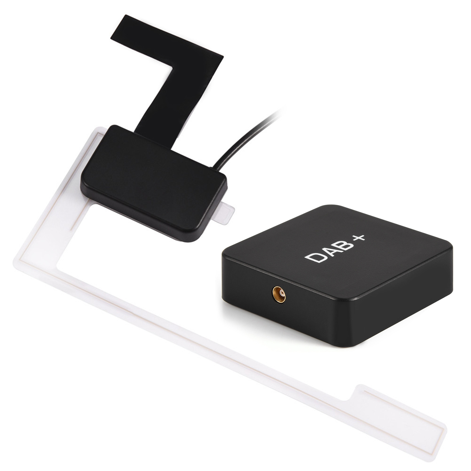 universal auto dab box digital radio empf nger adapter. Black Bedroom Furniture Sets. Home Design Ideas