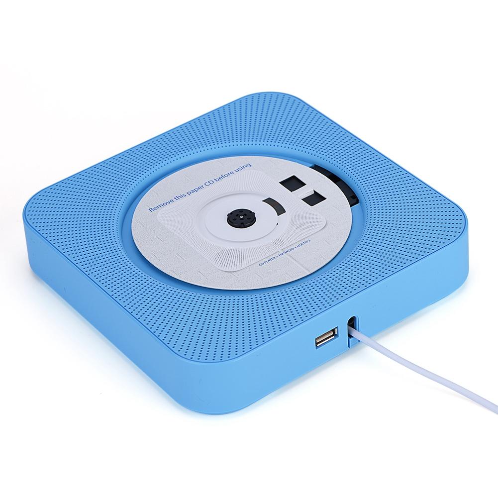 Hifi audio bluetooth stereo radio cd mp3 lettore da parete - Lettore mp3 da tavolo ...