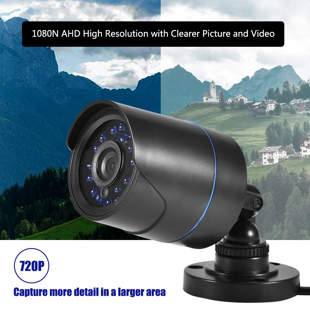 8x-8CH-AHD-DVR-CCTV-IR-Cut-Security-IR-Camera-System-Home-Outdoor-Surveillance miniature 26