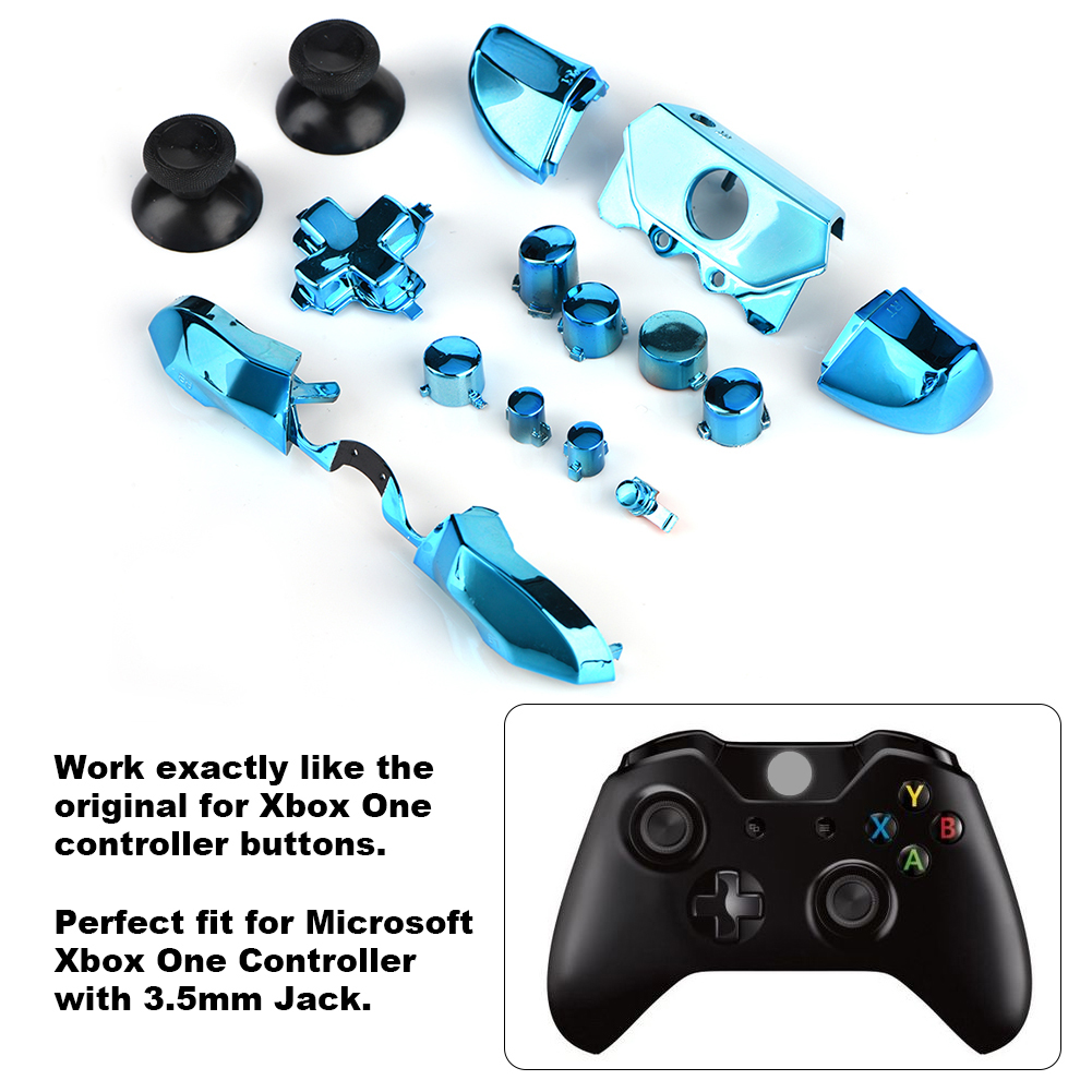 Pro Bullet Buttons Kit Replacement Parts Set for Microsoft Xbox One ...