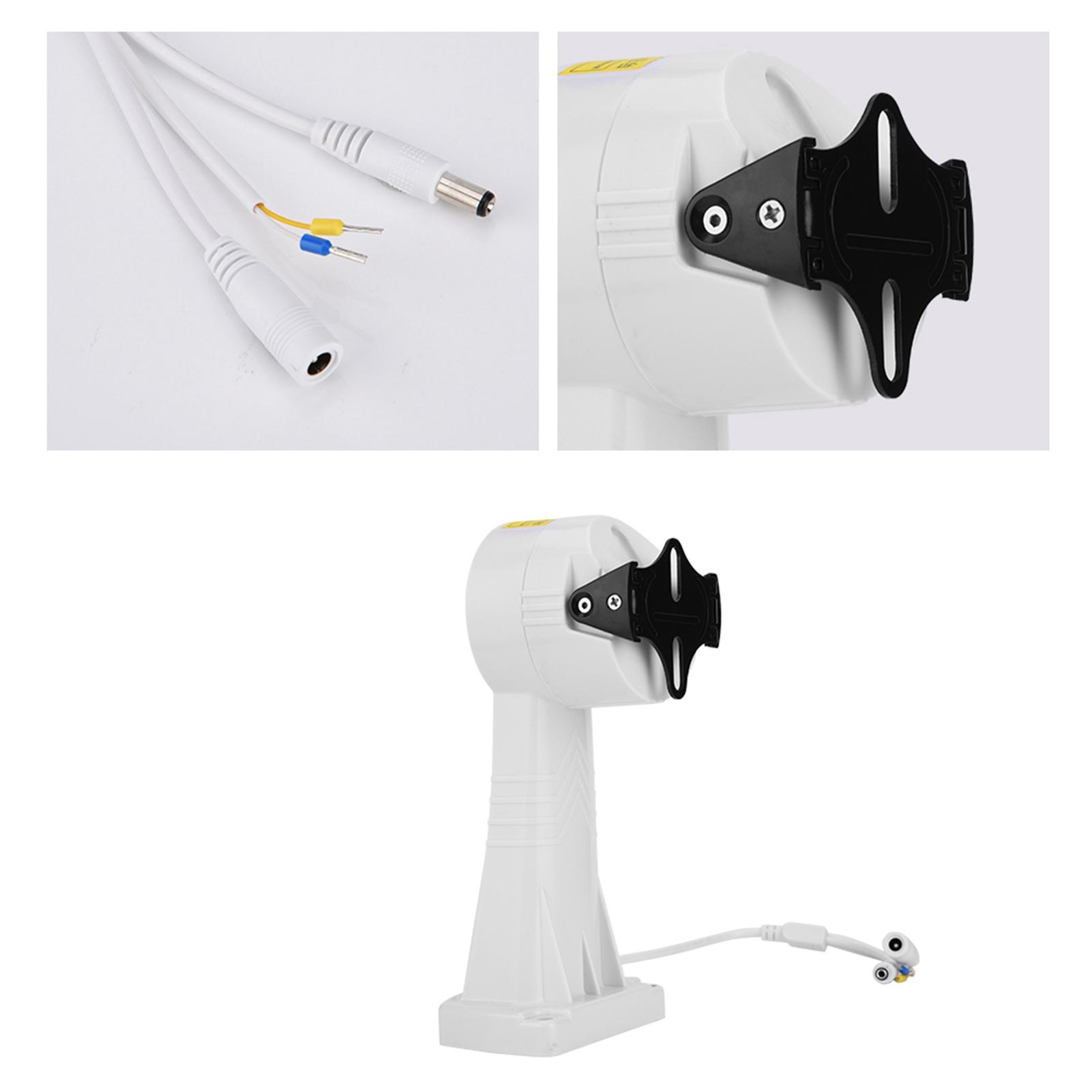 Supporto-da-parete-di-sicurezza-per-staffa-rotante-motorizzata-con-telecamera miniatura 17