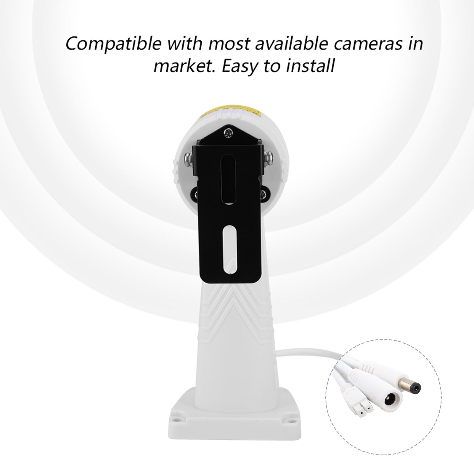 Supporto-da-parete-di-sicurezza-per-staffa-rotante-motorizzata-con-telecamera miniatura 20