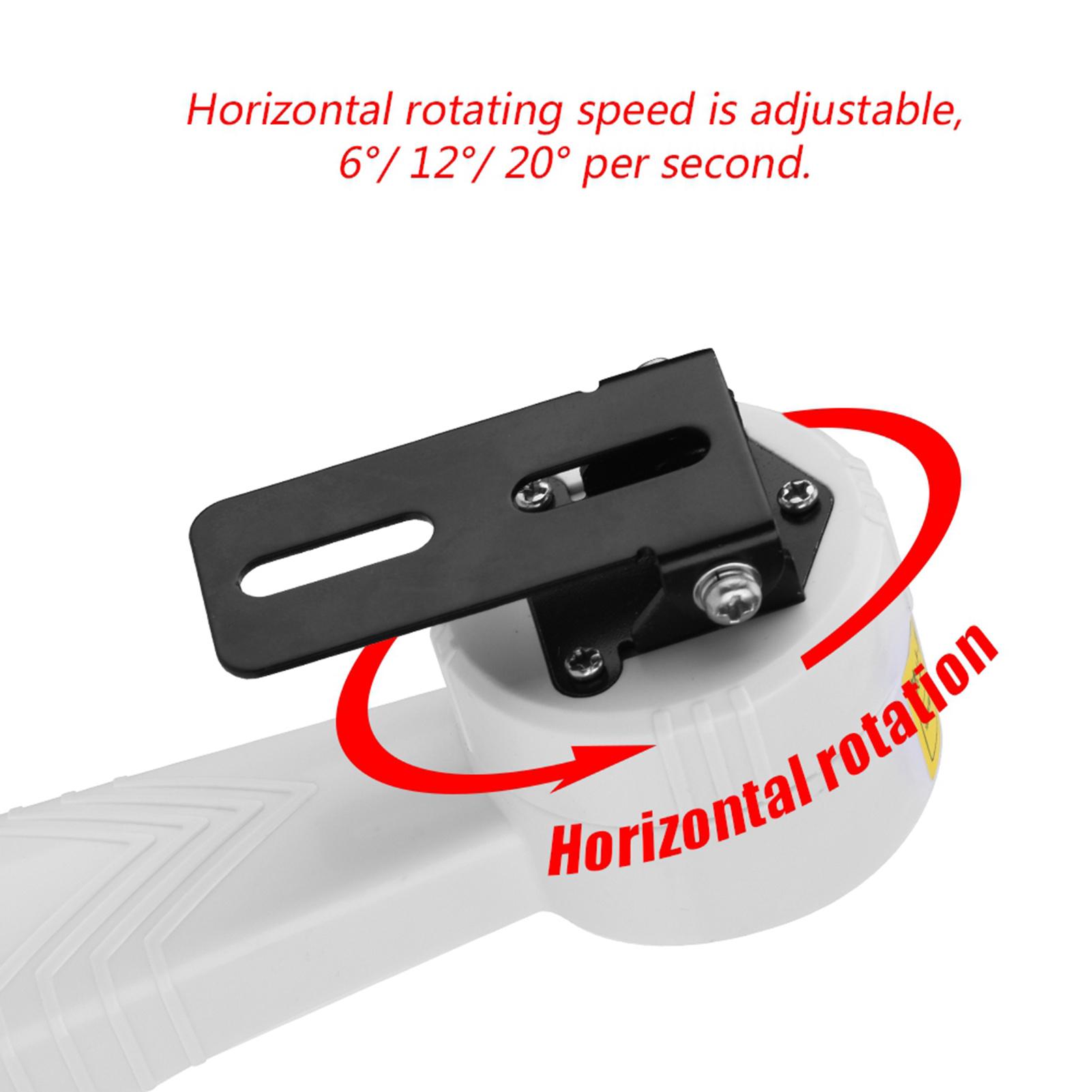 Supporto-da-parete-di-sicurezza-per-staffa-rotante-motorizzata-con-telecamera miniatura 21