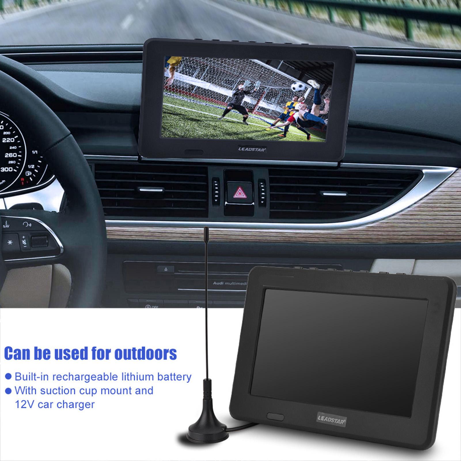 14-034-7-034-1080P-LED-Car-Digital-TV-Player-Television-AV-USB-HDMI-VGA-UHF-VHF thumbnail 19