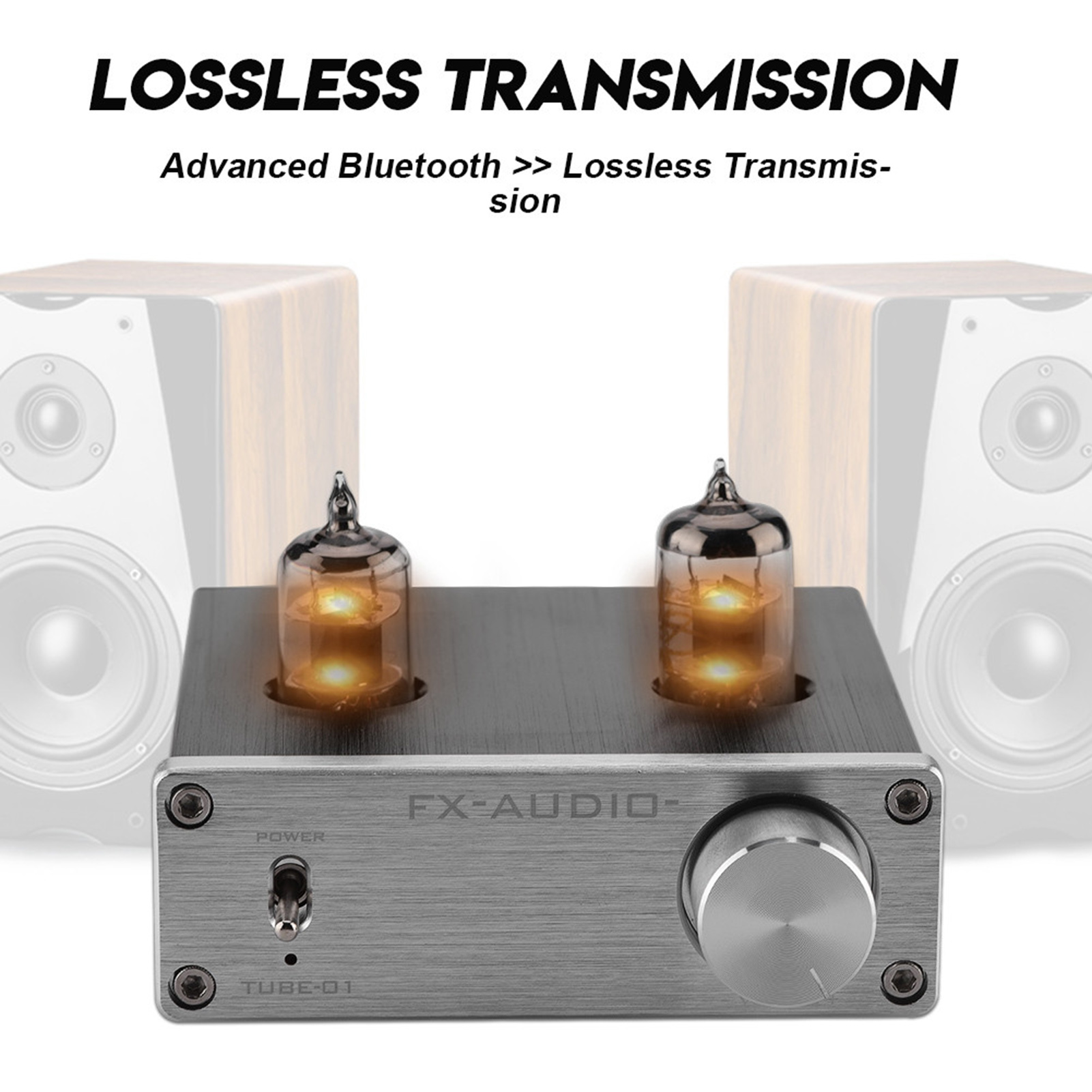 Hifi Stereo Tube Amplifier Preamplifier 100db Signal To Noise Ratio