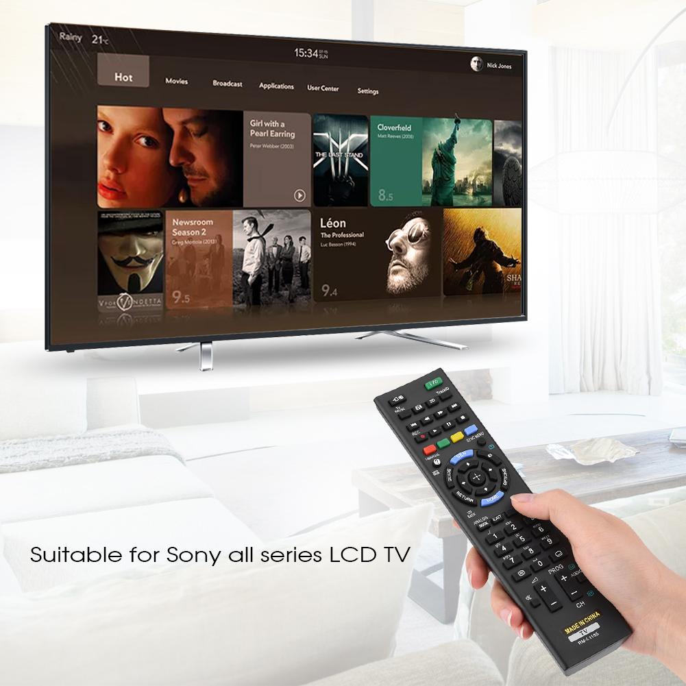 Indexbild 162 - Universal TV Remote Control for Sony Sharp Philips TCL Toshiba Hisense Hitachi