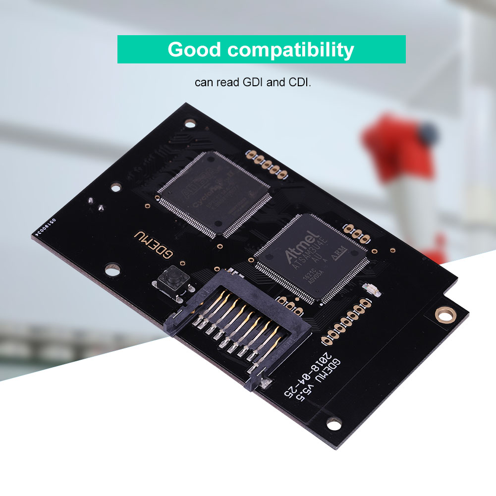 GDEMU-V5-15-V5-5-Optical-Drive-Simulation-Board-for-SEGA-Dreamcast-VA1-DC-Game thumbnail 18