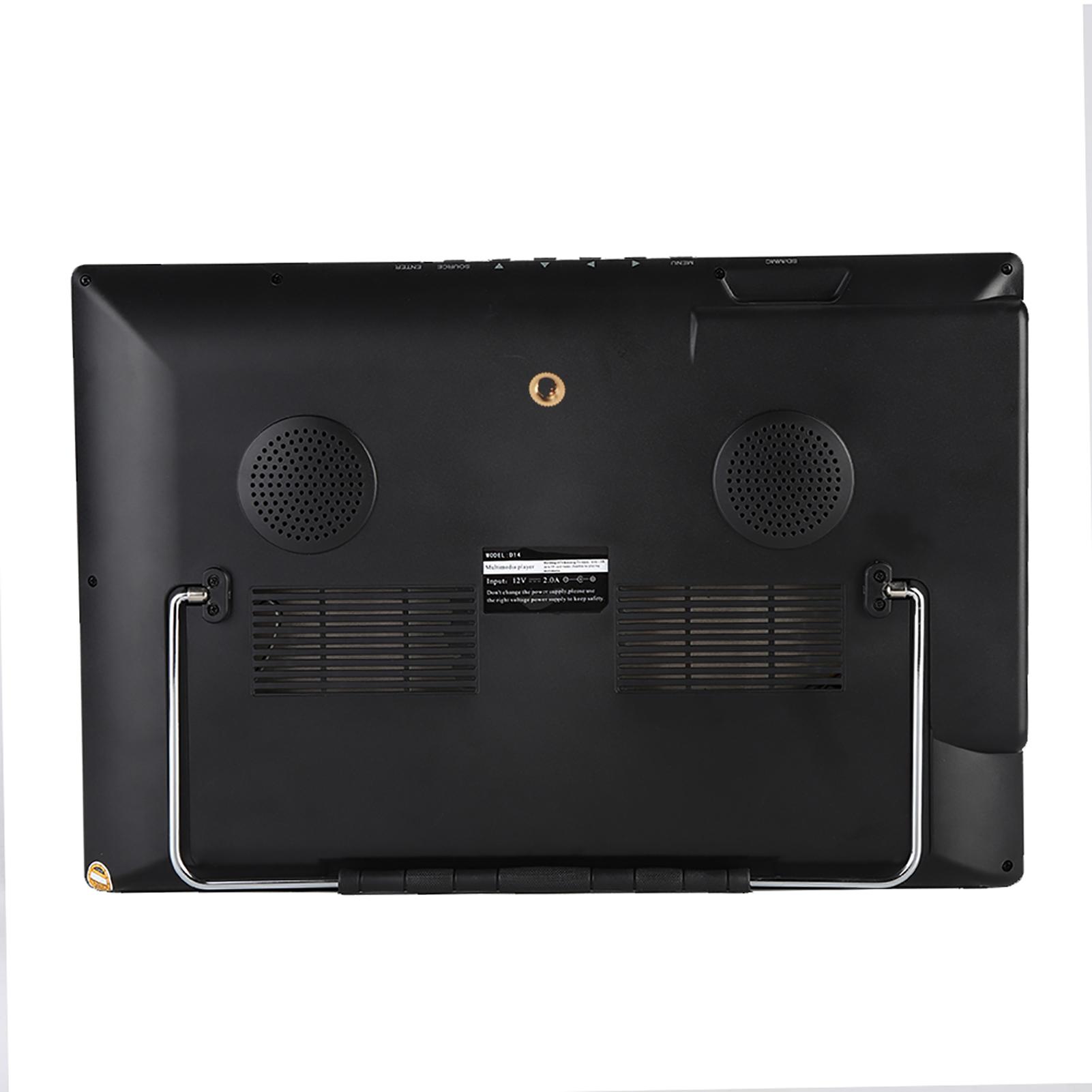 Freeview-1080P-HDMI-HD-14-039-039-Portable-TV-Digital-Television-Player-PVR-USB-DC-AC thumbnail 23