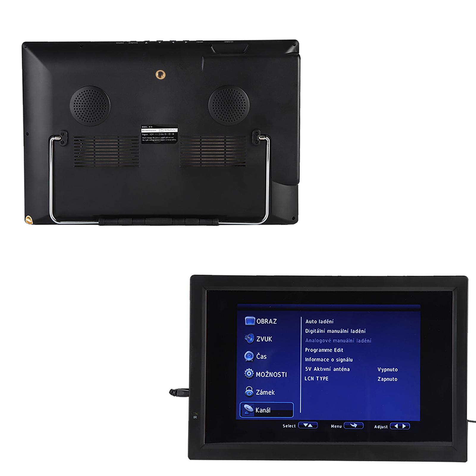 Freeview-1080P-HDMI-HD-14-039-039-Portable-TV-Digital-Television-Player-PVR-USB-DC-AC thumbnail 20