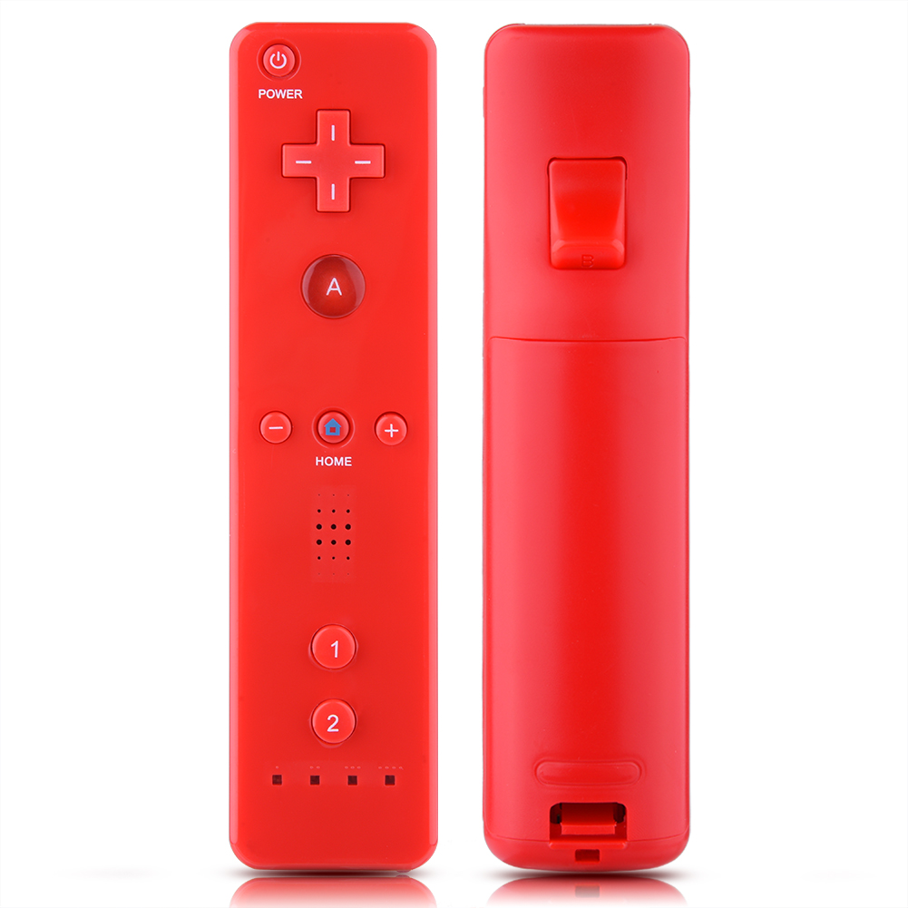 Built-in-Motion-Plus-Remote-Nunchuck-Controller-Cover-Case-for-Nintendo-Wii-WiiU miniature 62