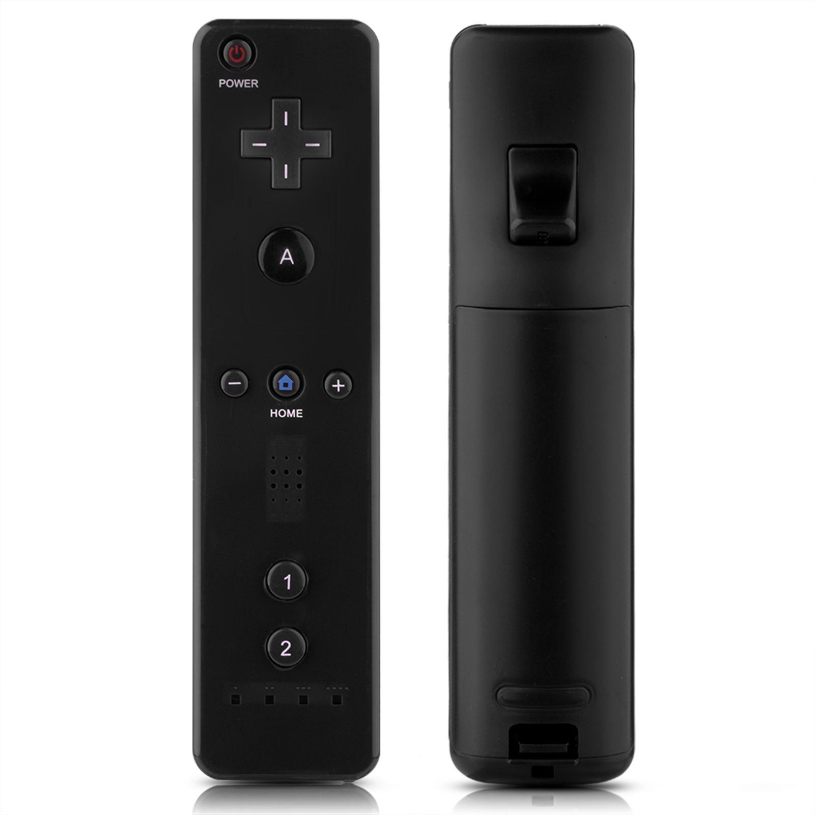 Built-in-Motion-Plus-Remote-Nunchuck-Controller-Cover-Case-for-Nintendo-Wii-WiiU miniature 60