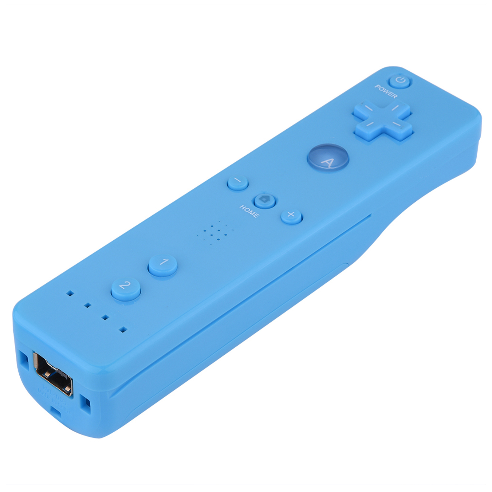Built-in-Motion-Plus-Remote-Nunchuck-Controller-Cover-Case-for-Nintendo-Wii-WiiU miniature 35