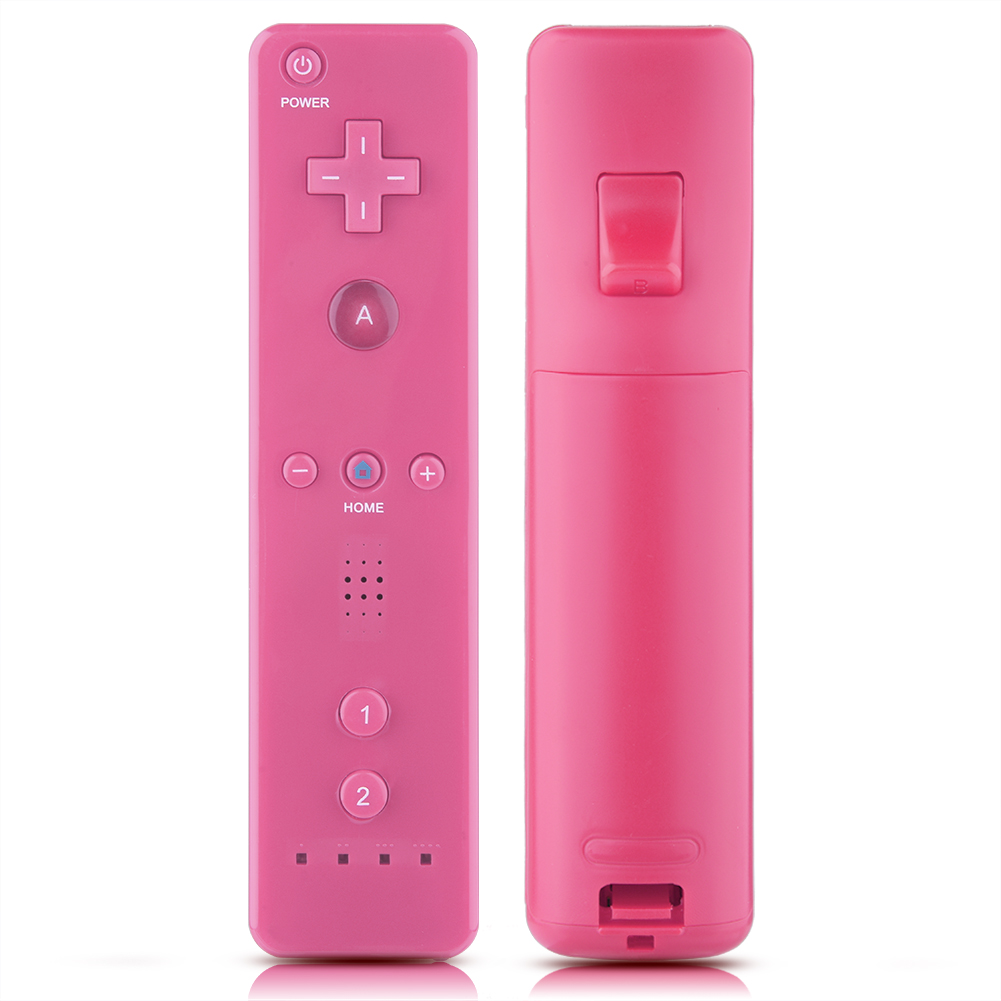 Built-in-Motion-Plus-Remote-Nunchuck-Controller-Cover-Case-for-Nintendo-Wii-WiiU miniature 38