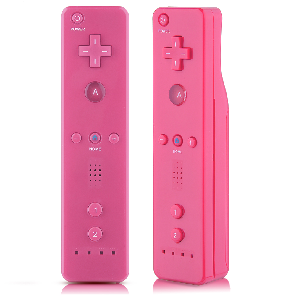 Built-in-Motion-Plus-Remote-Nunchuck-Controller-Cover-Case-for-Nintendo-Wii-WiiU miniature 70