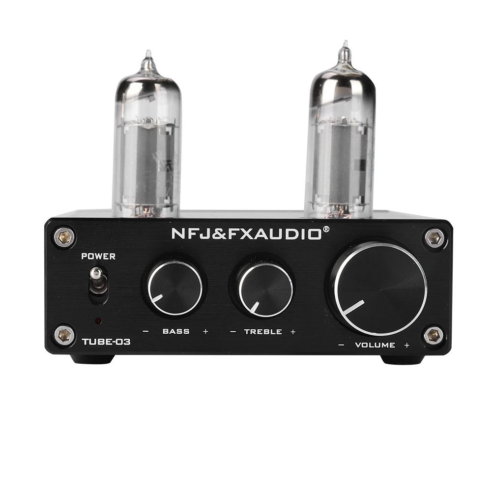 6j1 Vacuum Tube Integrated Amplifier Mini Audio Hi Fi Stereo Music Preamplifier