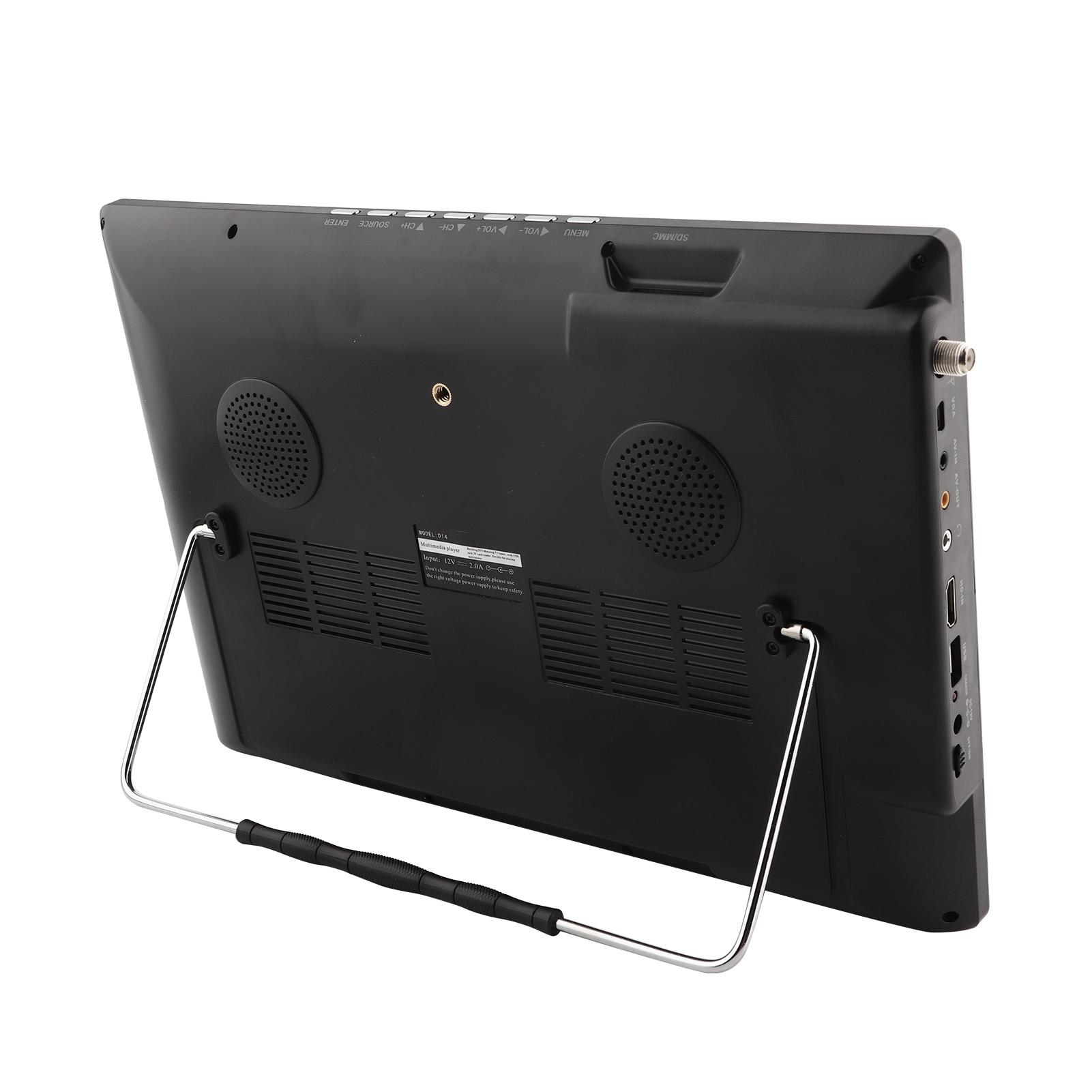 Freeview-1080P-HDMI-HD-14-039-039-Portable-TV-Digital-Television-Player-PVR-USB-DC-AC thumbnail 31