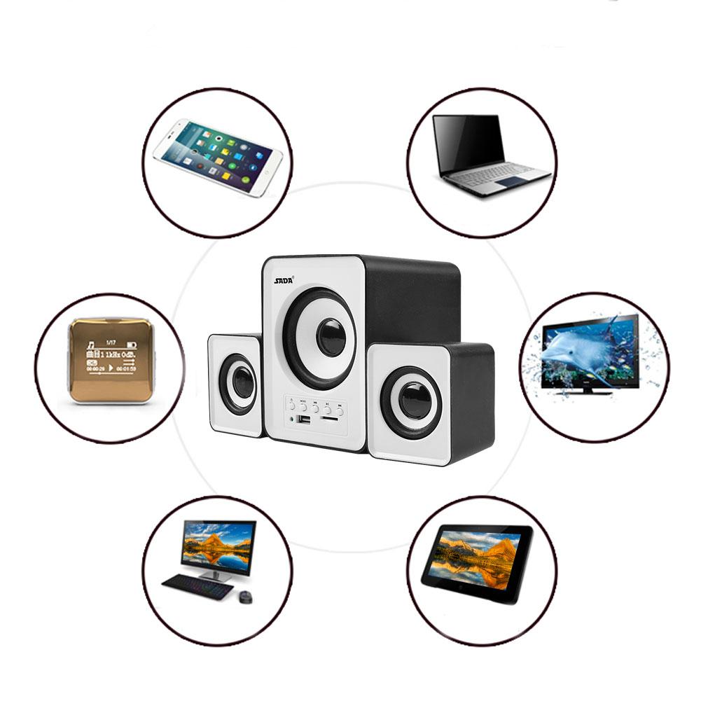 Mini-SADA-Computer-Speakers-2-1-USB-Bluetooth-Subwoofer-for-Desktop-PC-Laptop thumbnail 56