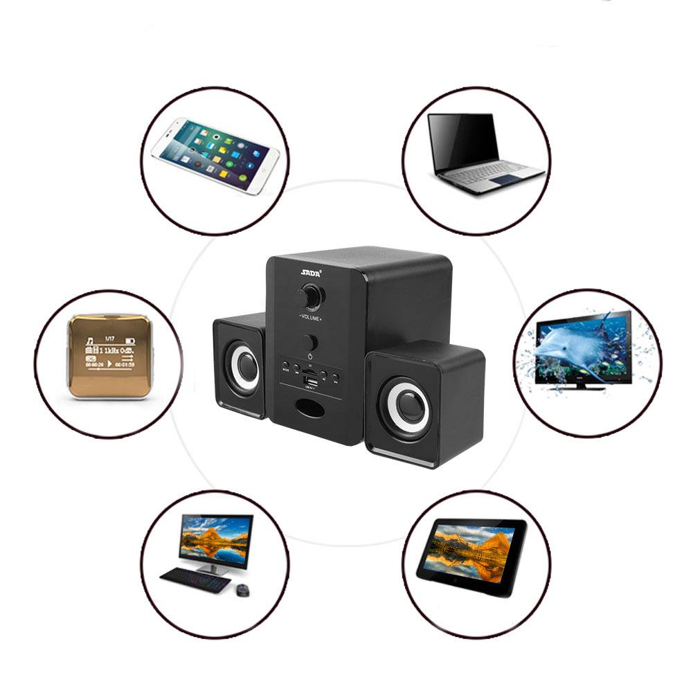 Mini-SADA-Computer-Speakers-2-1-USB-Bluetooth-Subwoofer-for-Desktop-PC-Laptop thumbnail 41