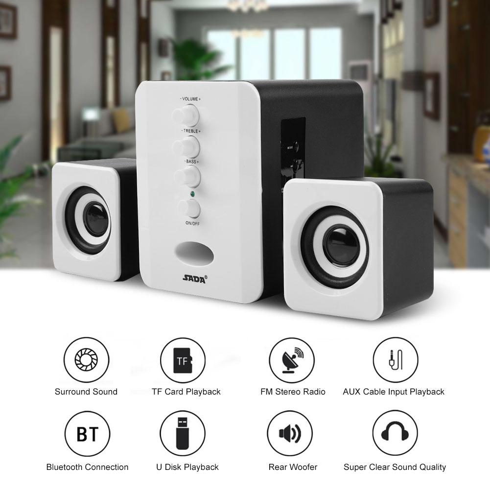 Mini-SADA-Computer-Speakers-2-1-USB-Bluetooth-Subwoofer-for-Desktop-PC-Laptop thumbnail 51