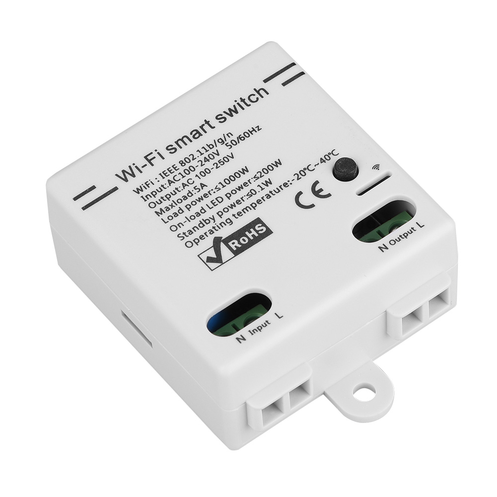 Smart-Wireless-WiFi-4G-Switch-Remote-APP-Control-Wall-Light-Home-Module-for-IOS thumbnail 15