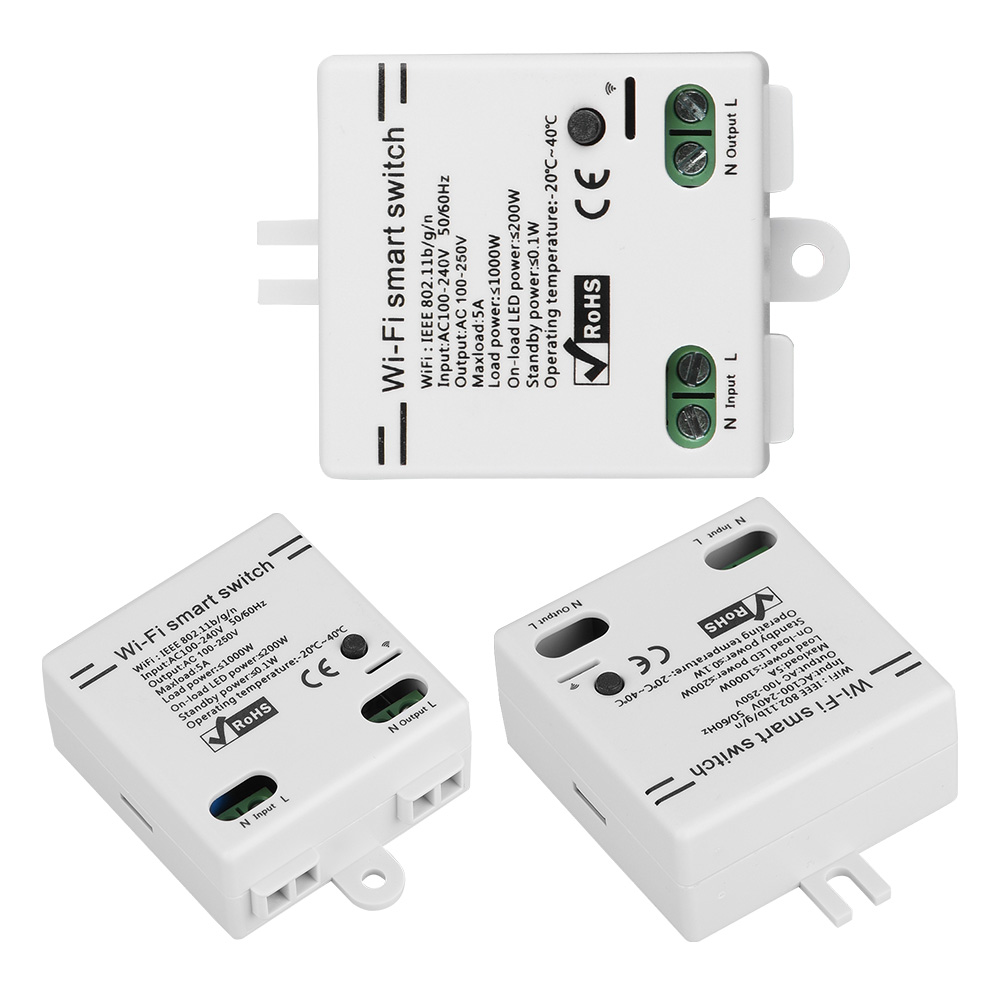 Smart-Wireless-WiFi-4G-Switch-Remote-APP-Control-Wall-Light-Home-Module-for-IOS thumbnail 14