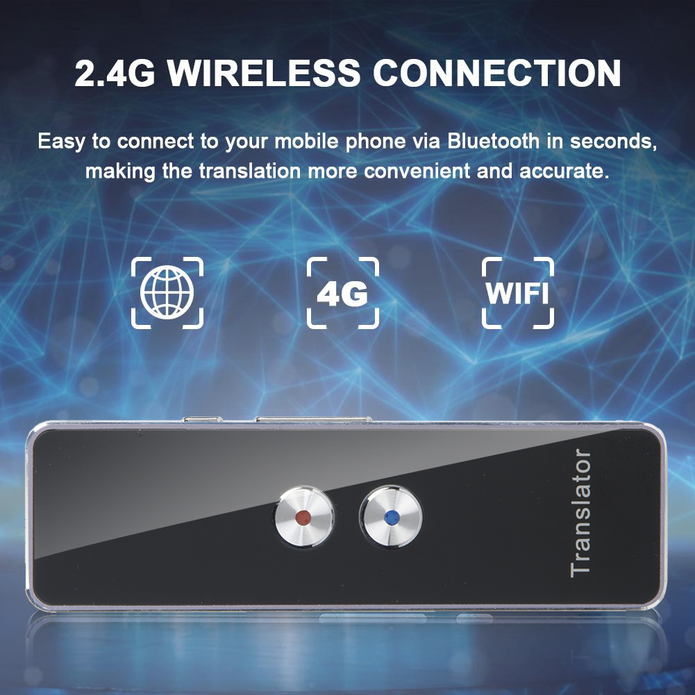 Bluetooth-Multilingual-Languages-Interpreter-Real-Time-Speech-Pocket-Translator thumbnail 24