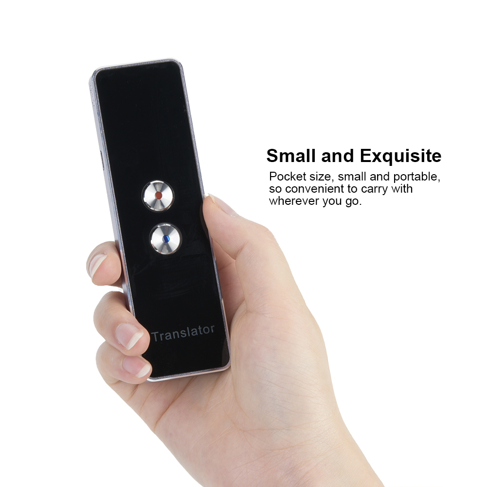 Bluetooth-Multilingual-Languages-Interpreter-Real-Time-Speech-Pocket-Translator thumbnail 29