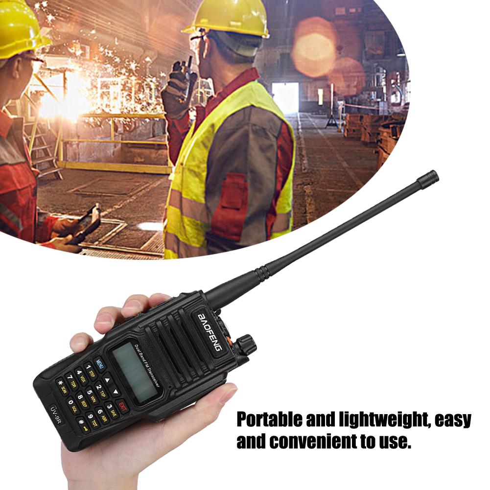 UHF-VHF-Dual-Band-Walkie-Talkie-Intercom-Radio-for-Baofeng-UV-82-UV9R-UV9R-Plus thumbnail 28