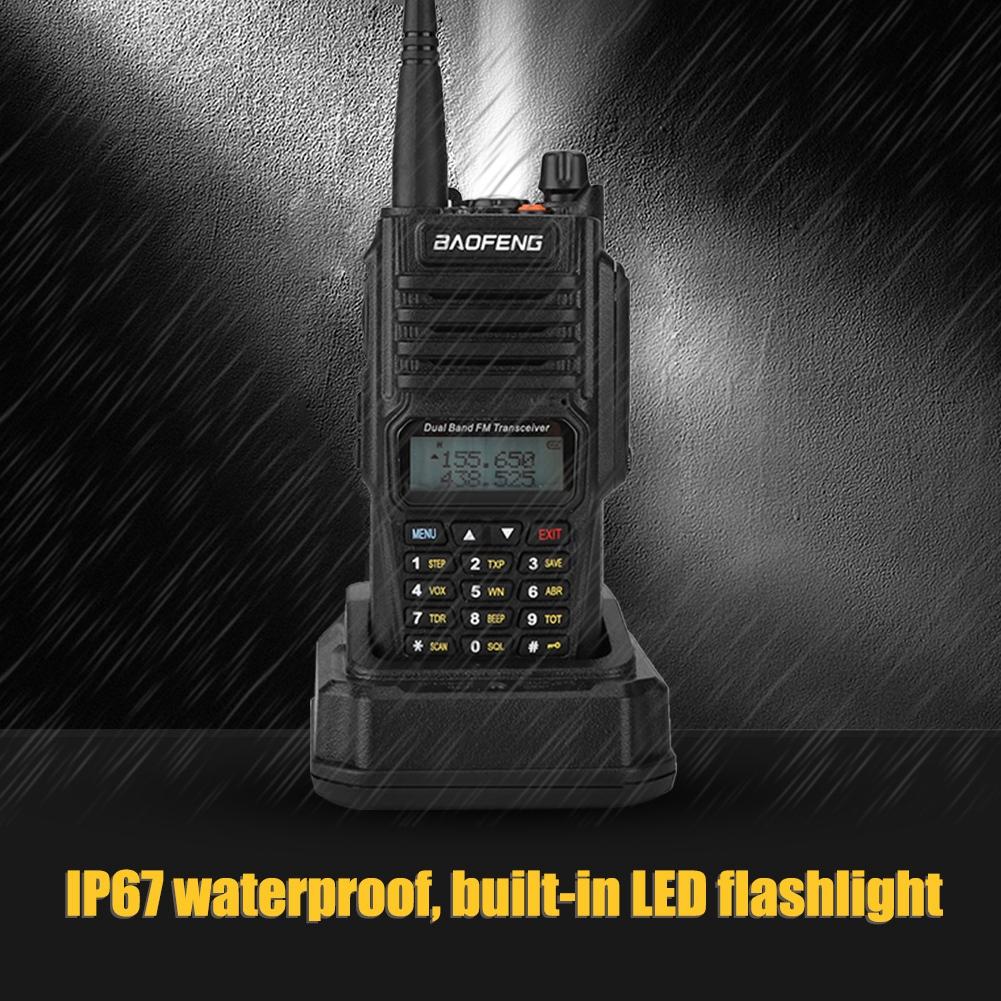UHF-VHF-Dual-Band-Walkie-Talkie-Intercom-Radio-for-Baofeng-UV-82-UV9R-UV9R-Plus thumbnail 29