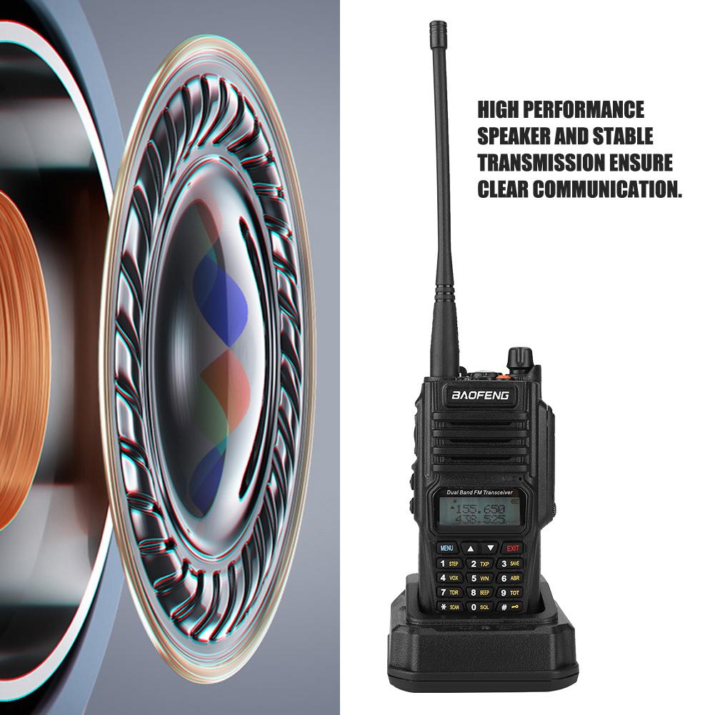UHF-VHF-Dual-Band-Walkie-Talkie-Intercom-Radio-for-Baofeng-UV-82-UV9R-UV9R-Plus thumbnail 25