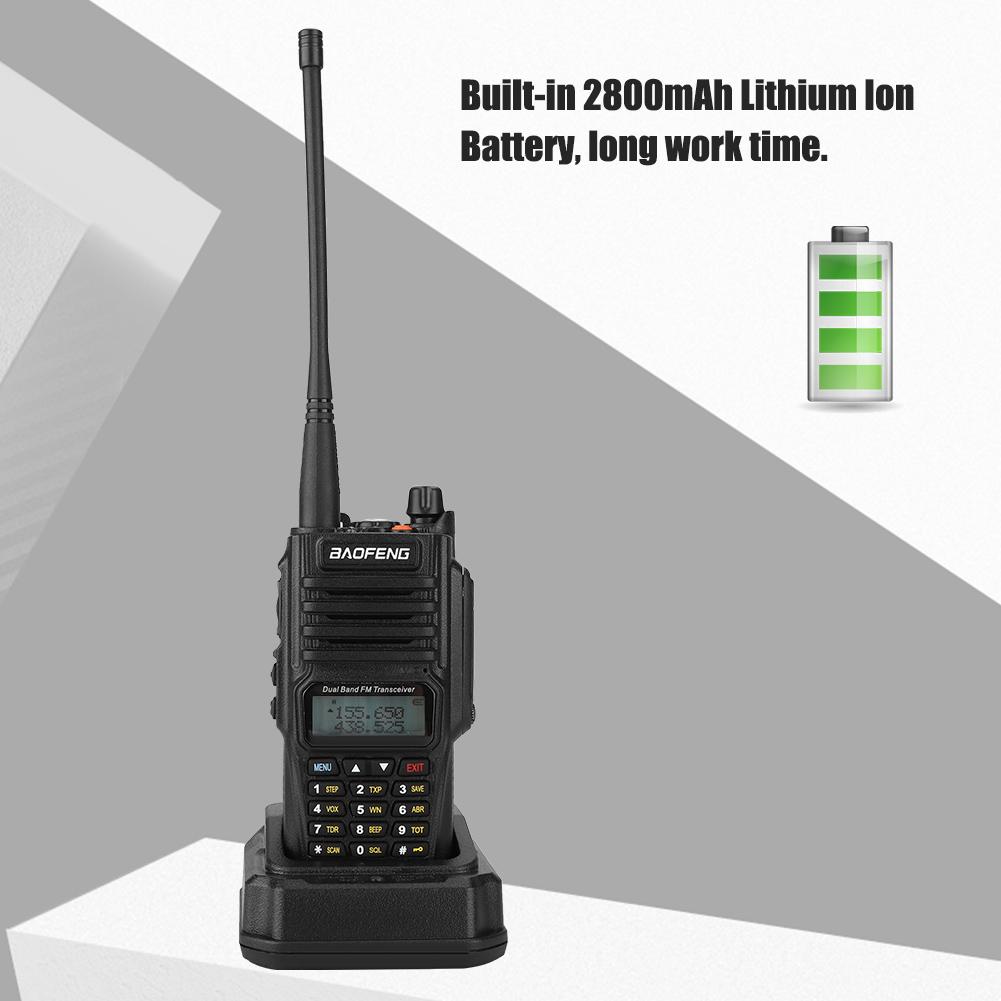 UHF-VHF-Dual-Band-Walkie-Talkie-Intercom-Radio-for-Baofeng-UV-82-UV9R-UV9R-Plus thumbnail 27