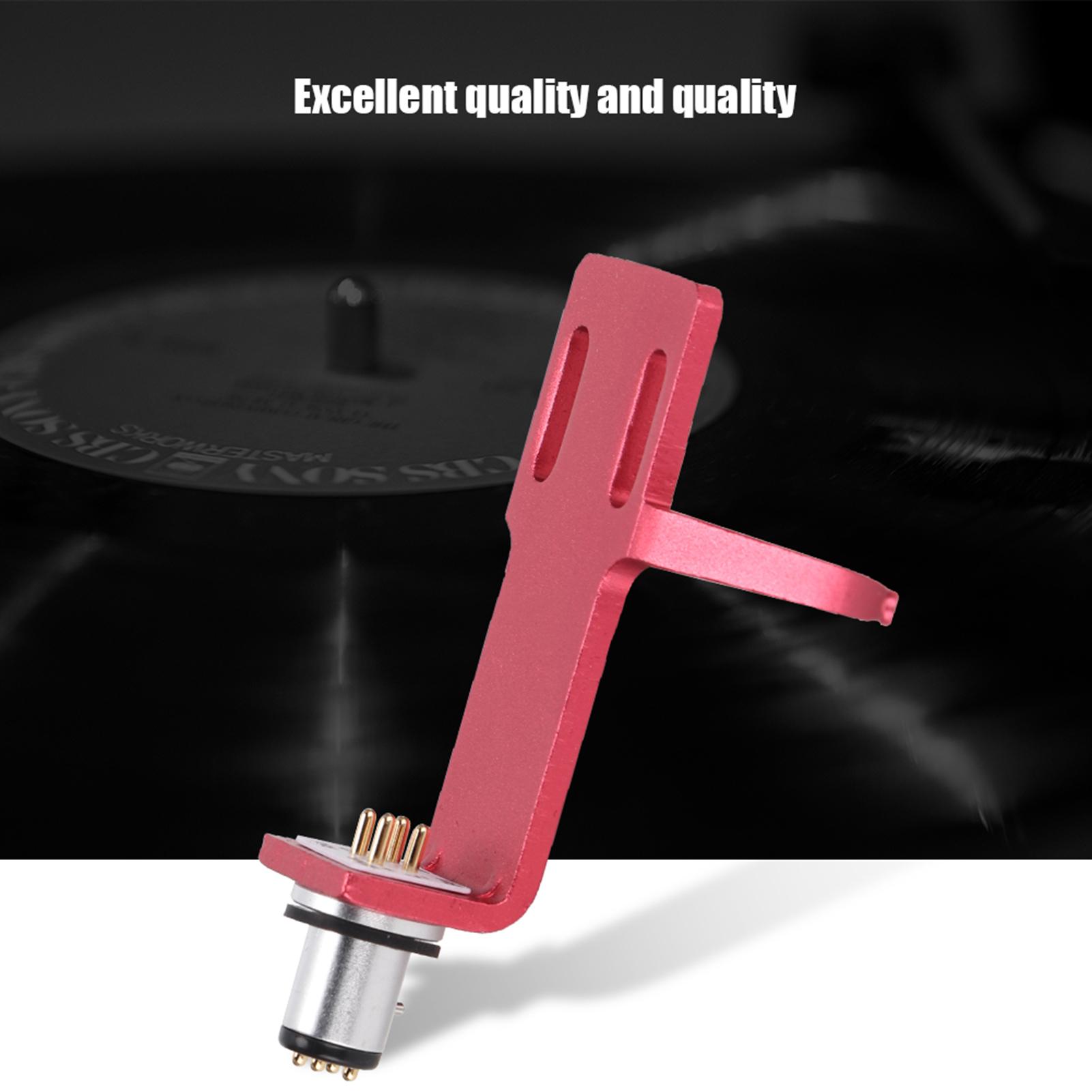 Universal-Phono-Stylus-Holder-Headshell-Cartridge-Keeper-for-LP-Record-Player thumbnail 15