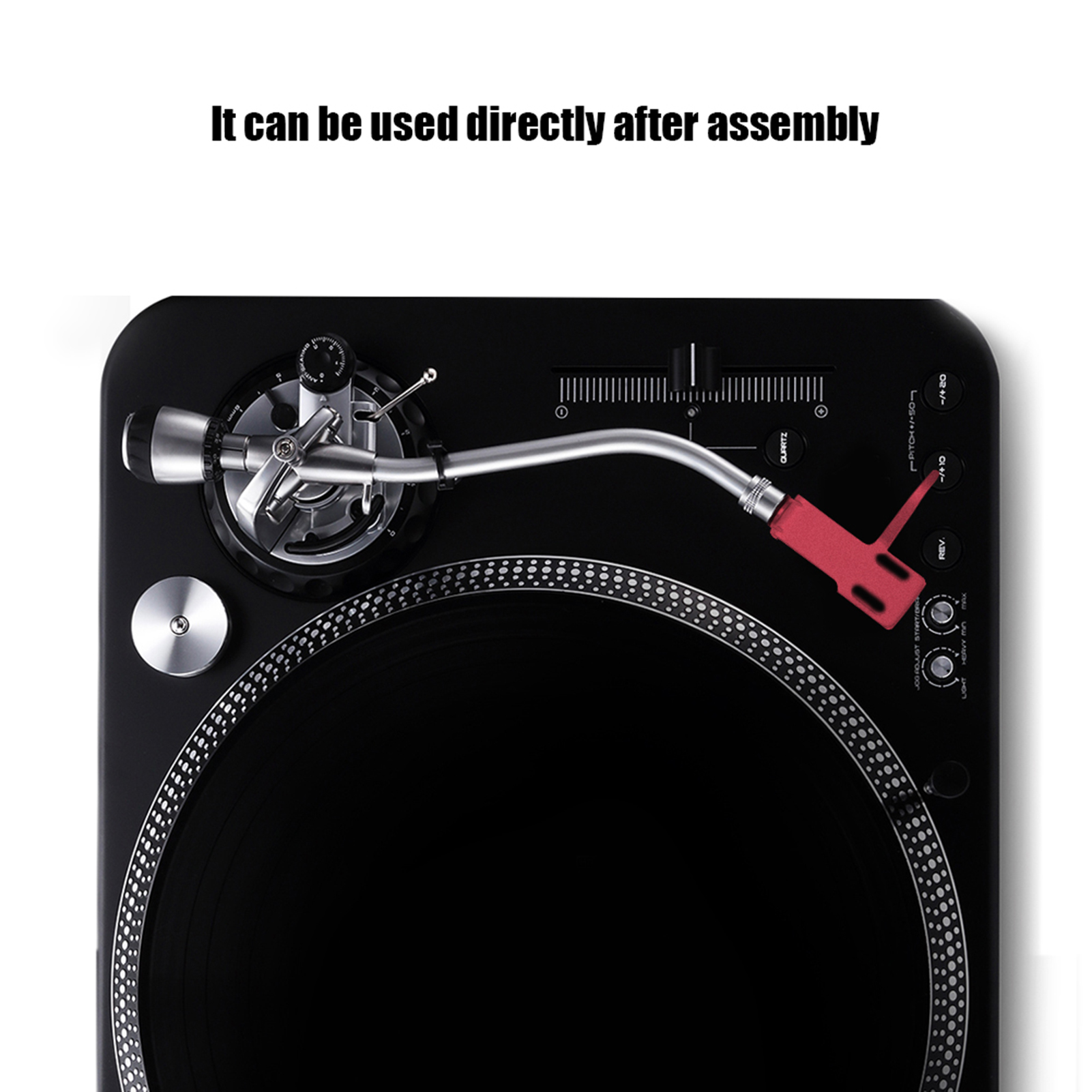 Universal-Phono-Stylus-Holder-Headshell-Cartridge-Keeper-for-LP-Record-Player thumbnail 13