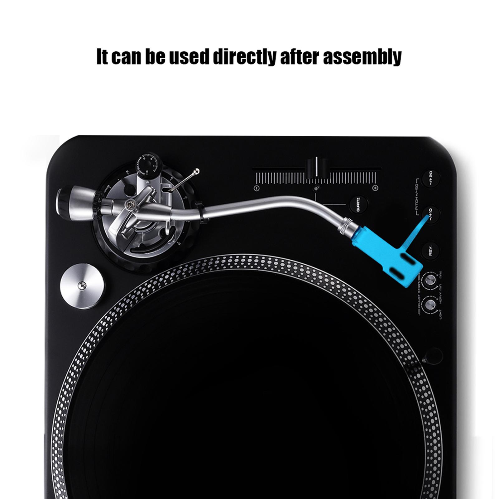Universal-Phono-Stylus-Holder-Headshell-Cartridge-Keeper-for-LP-Record-Player thumbnail 23