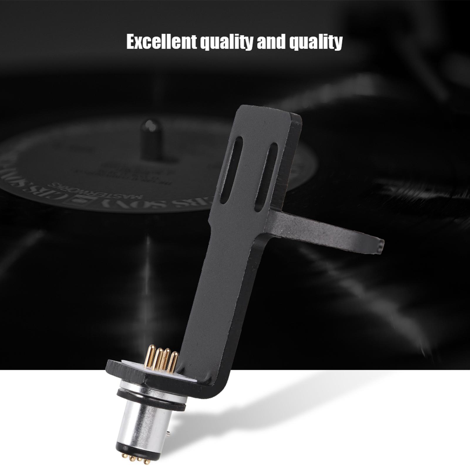 Universal-Phono-Stylus-Holder-Headshell-Cartridge-Keeper-for-LP-Record-Player thumbnail 37
