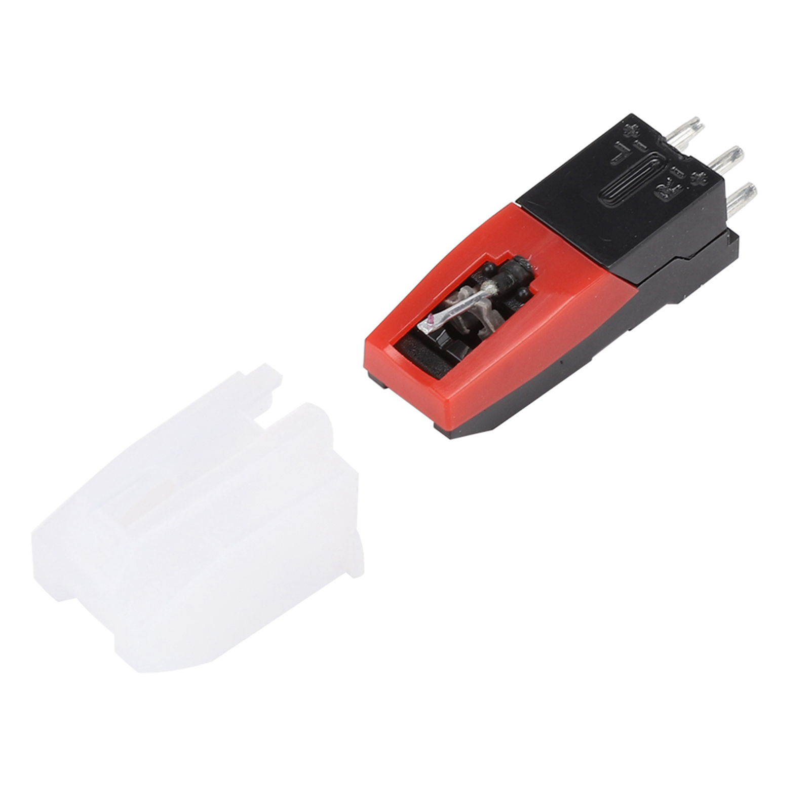 Audio-Magnetic-Cartridge-Stylus-with-LP-Vinyl-Needle-for-Turntable-Record-Player thumbnail 26