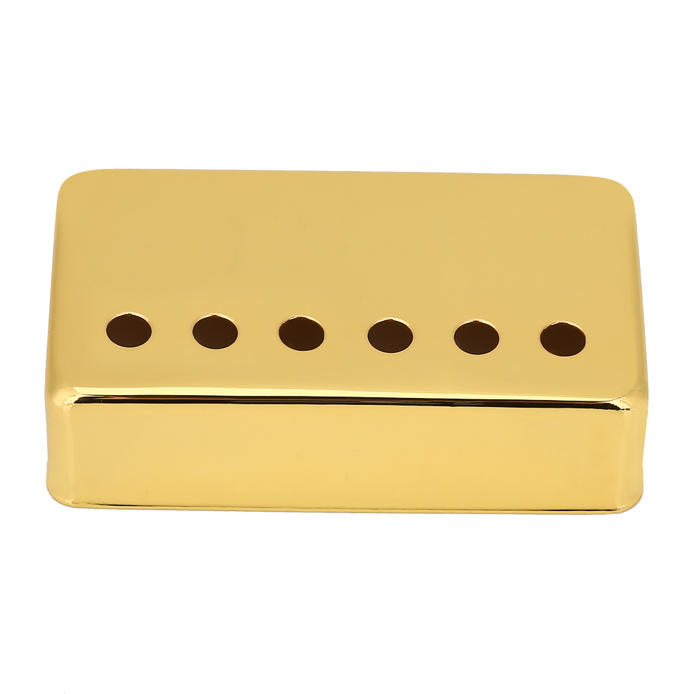 Humbucker Pickup cover NON-plated RAW nickel silver 53mm pole spacing