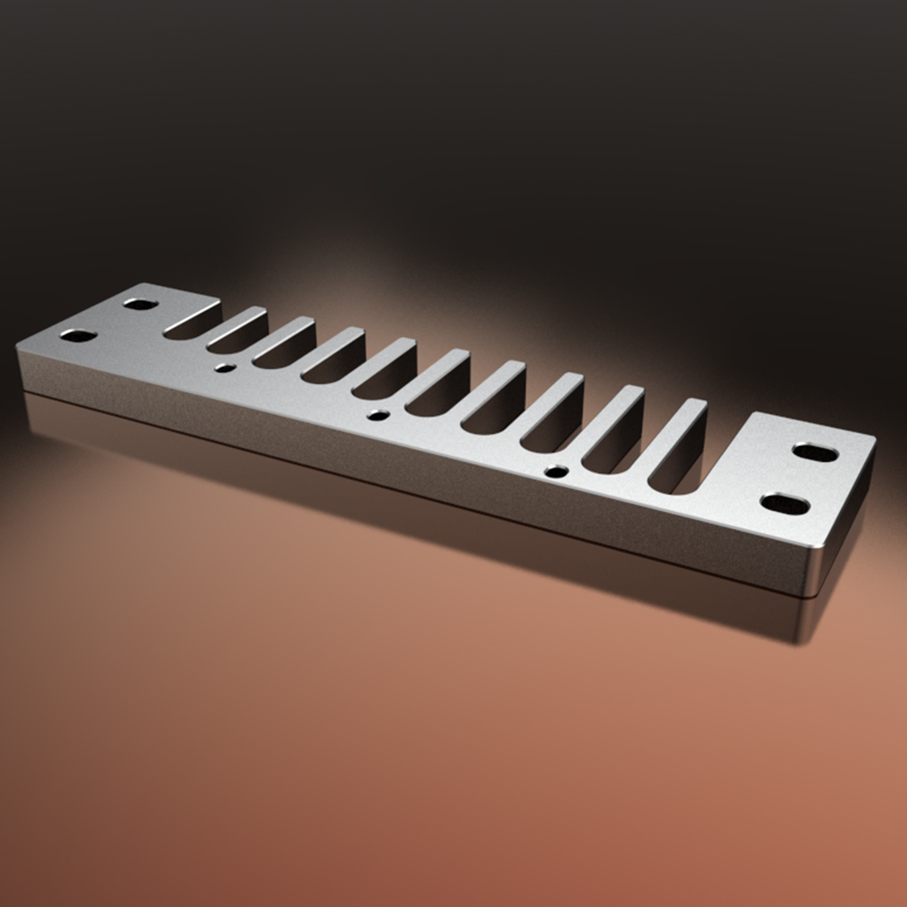 Metal-Comb-Harmonica-Parts-Harmonica-Accessory-for-Hohner-Marine-Band-Crossover thumbnail 18