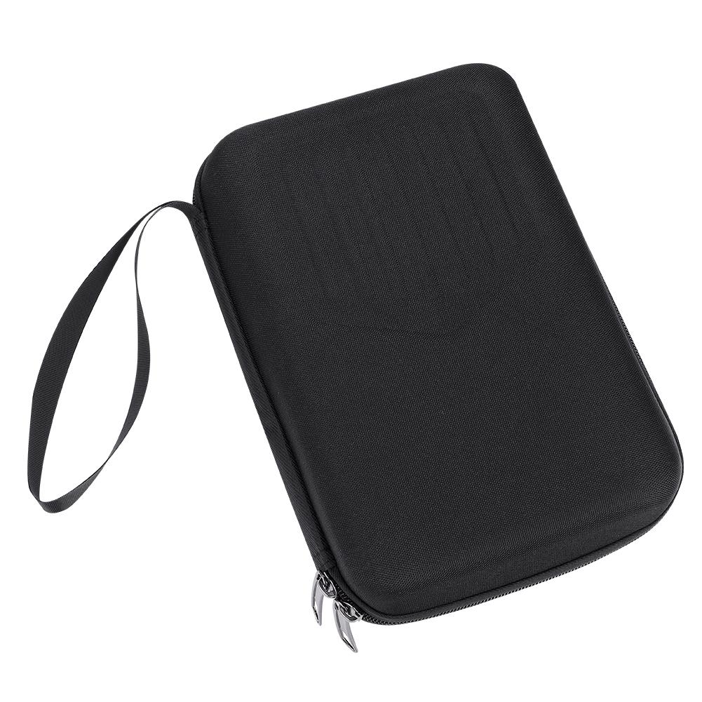 10-17-Key-Kalimba-Case-Water-resistant-Thumb-Piano-Mbira-Case-Bag-Black-Portable miniature 2
