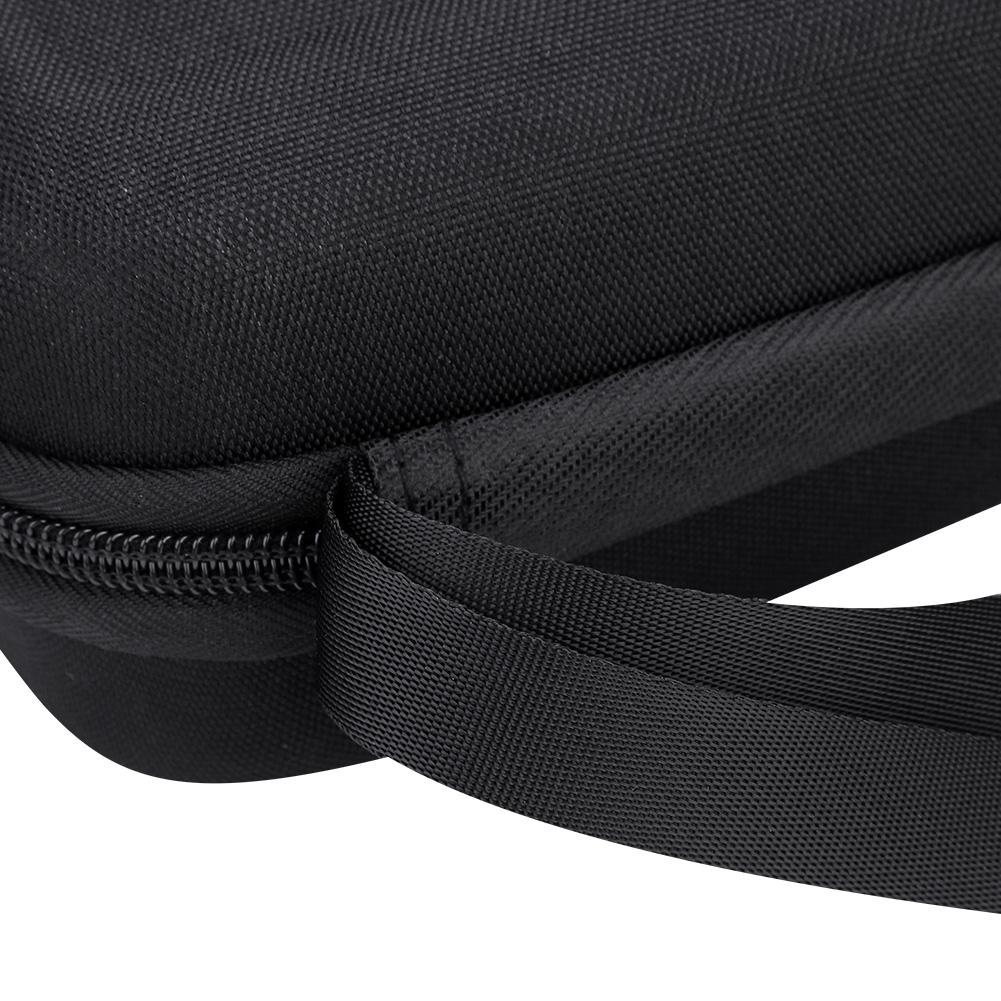 10-17-Key-Kalimba-Case-Water-resistant-Thumb-Piano-Mbira-Case-Bag-Black-Portable miniature 12