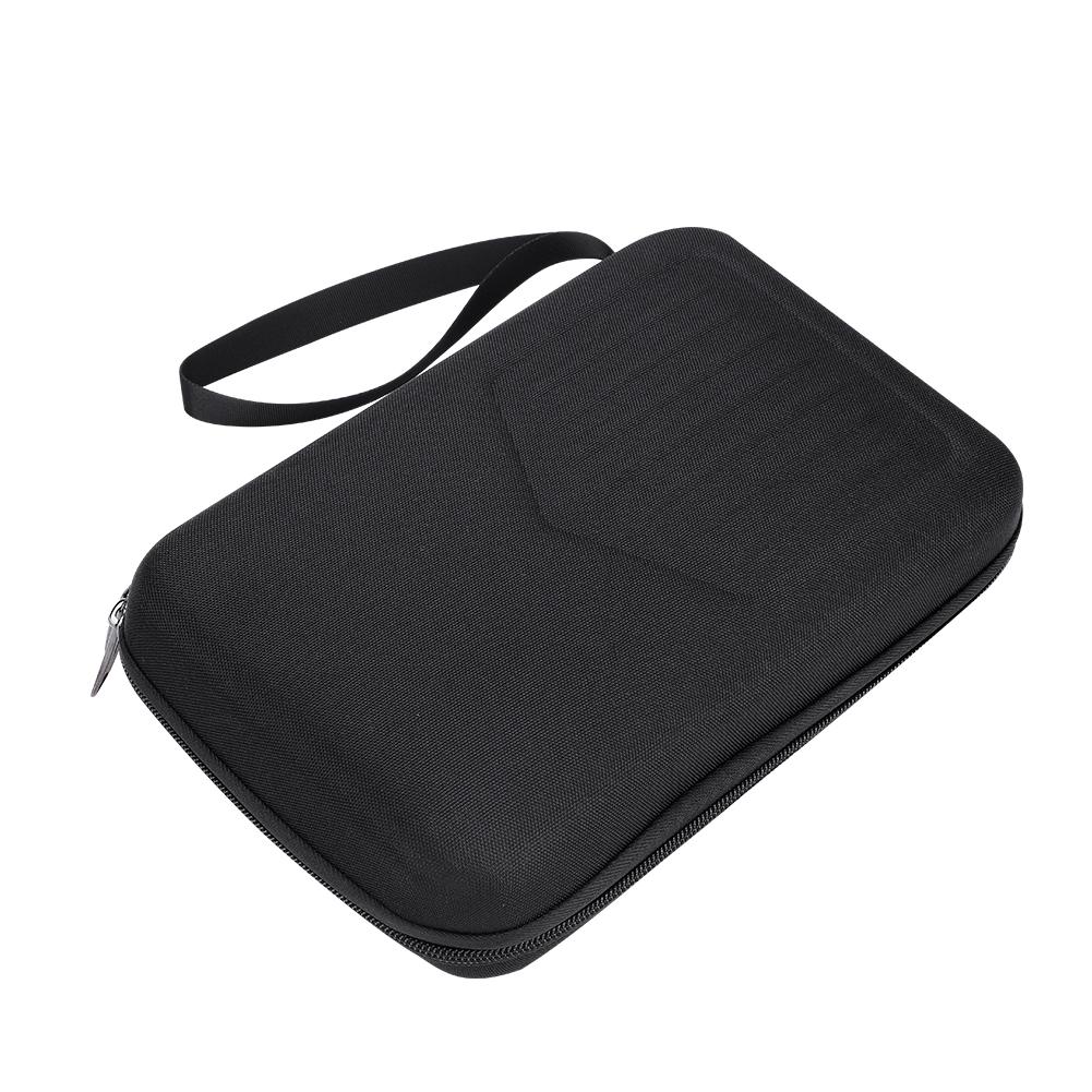 10-17-Key-Kalimba-Case-Water-resistant-Thumb-Piano-Mbira-Case-Bag-Black-Portable miniature 3