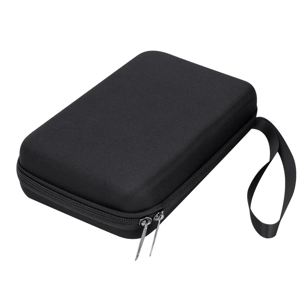 10-17-Key-Kalimba-Case-Water-resistant-Thumb-Piano-Mbira-Case-Bag-Black-Portable miniature 6