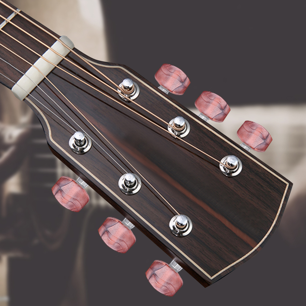 guitar string tuning peg buttons keys machine heads electric acoustic guitars ebay. Black Bedroom Furniture Sets. Home Design Ideas