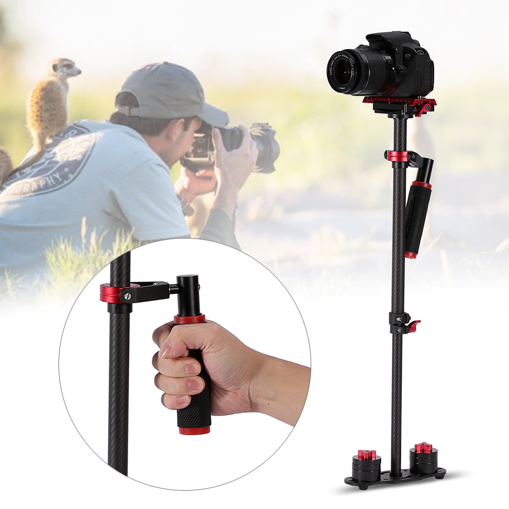 stabilisateur portable pour appareil photo num rique cam scope vid o dv ebay. Black Bedroom Furniture Sets. Home Design Ideas