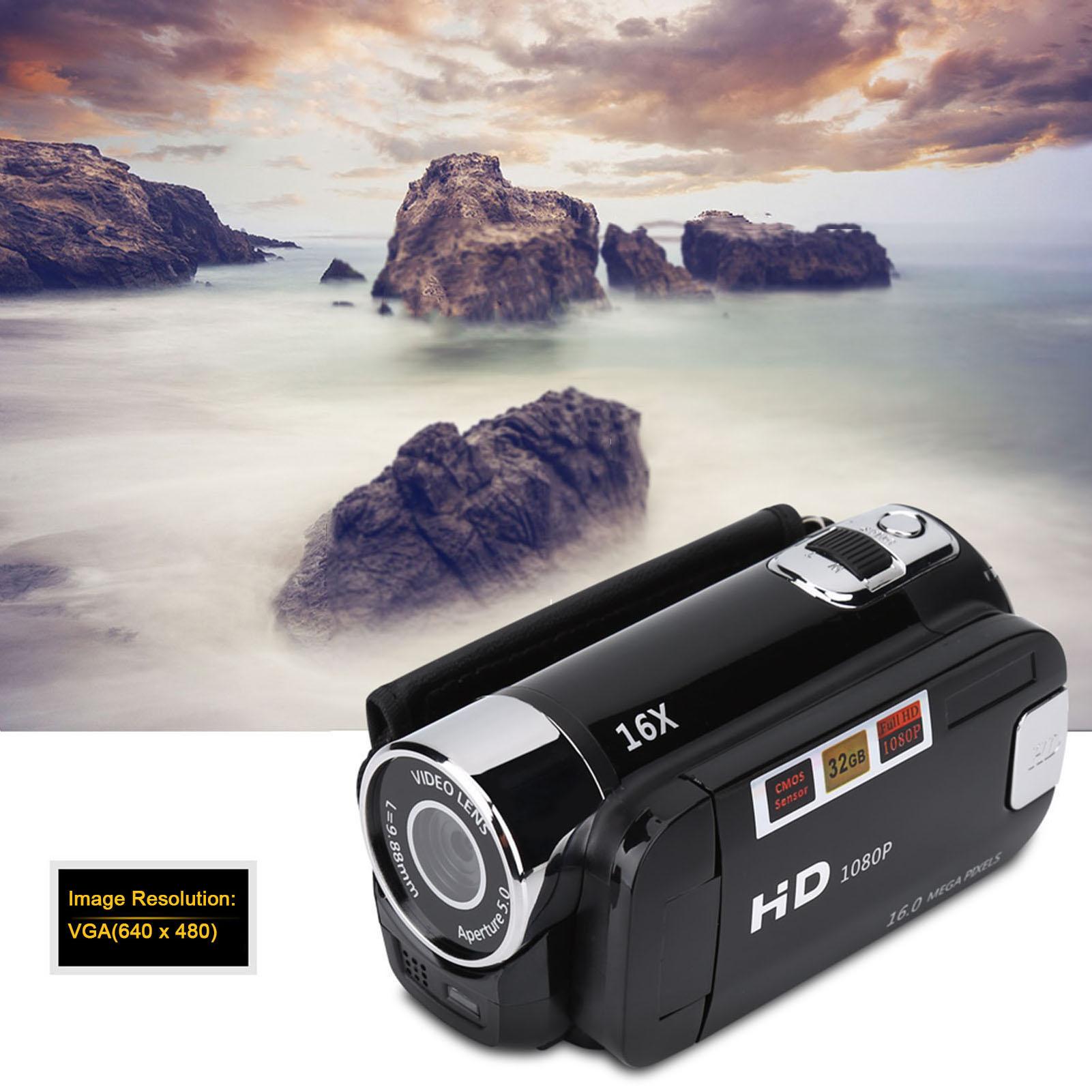 1080P-Camcorder-Digital-Video-Camera-TFT-LCD-Sceen-24MP-16x-DV-AV-Night-Vision-F thumbnail 23