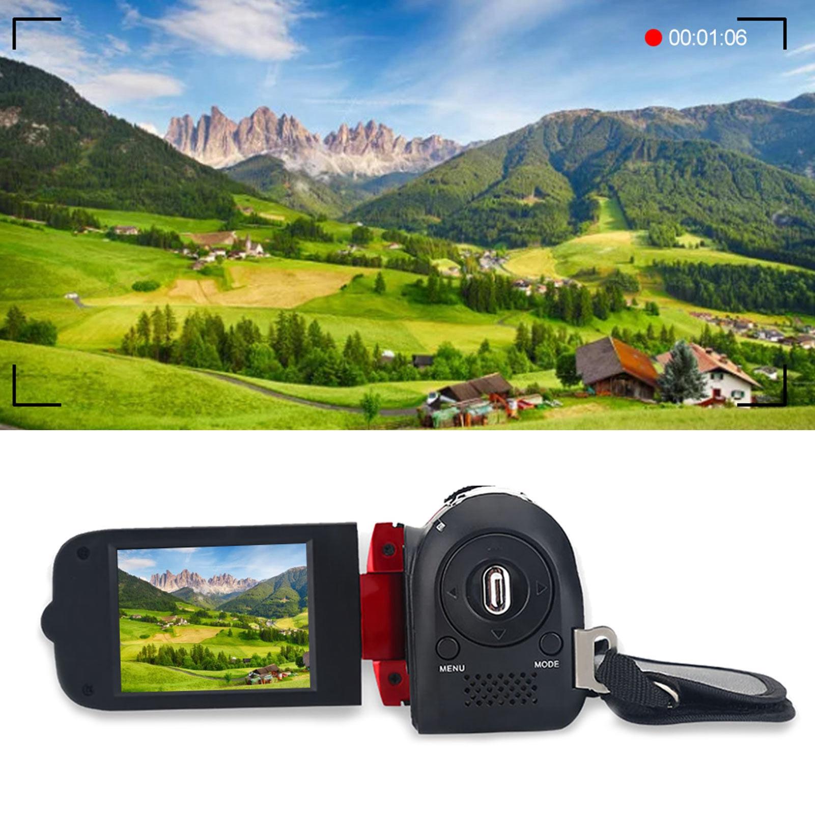 1080P-Camcorder-Digital-Video-Camera-TFT-LCD-Sceen-24MP-16x-DV-AV-Night-Vision-F thumbnail 44